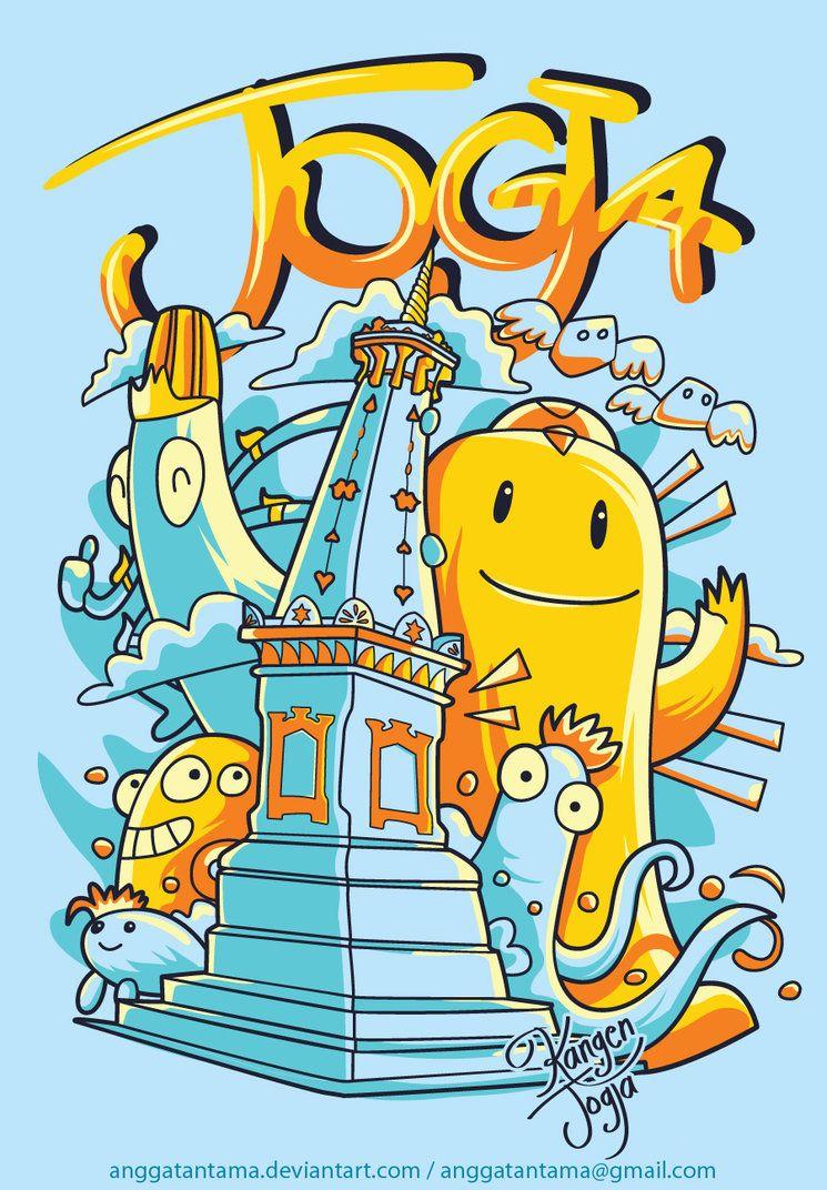 Tugu jogja clipart freeuse stock Jogja by anggatantama on DeviantArt | diy_second in 2019 ... freeuse stock