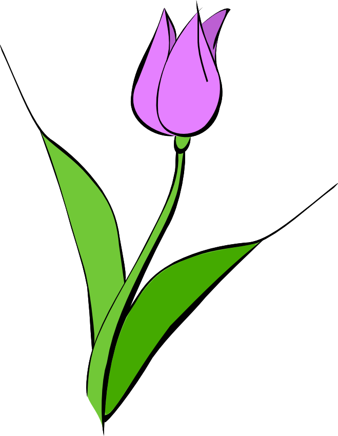 Tulip flower clipart svg royalty free download Free Tulip Clip Art Pictures - Clipartix svg royalty free download