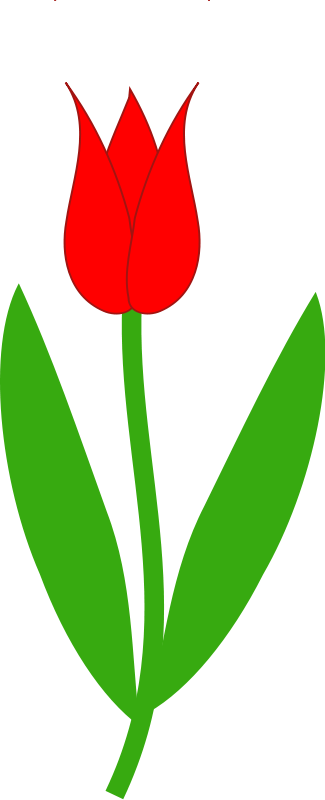 Free Free Tulip Cliparts, Download Free Clip Art, Free Clip ... vector library download