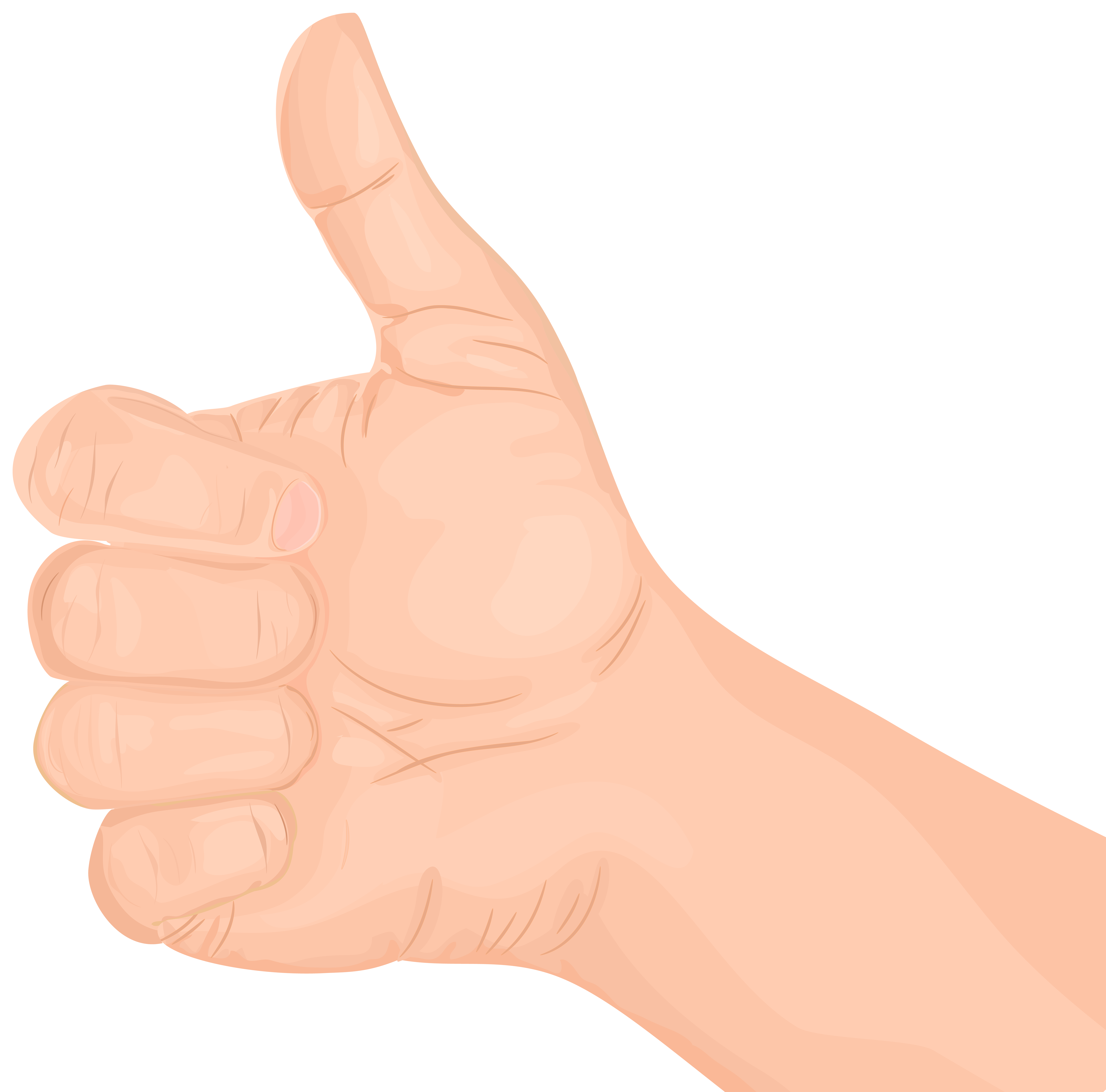 Thumbs Up Hand Gesture Transparent PNG Clip Art | Gallery ... vector free stock