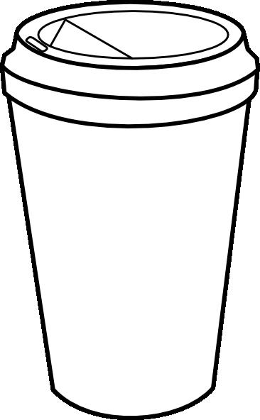 Tumbler clipart black and white svg download Free Blank Mug Cliparts, Download Free Clip Art, Free Clip ... svg download