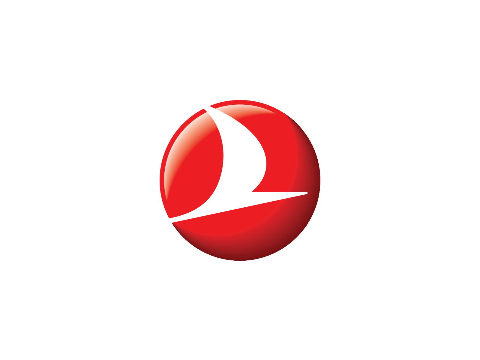 Turkey flag clipart jpg library library Established in 1933, Turkish Airlines is the national flag carrier ... jpg library library