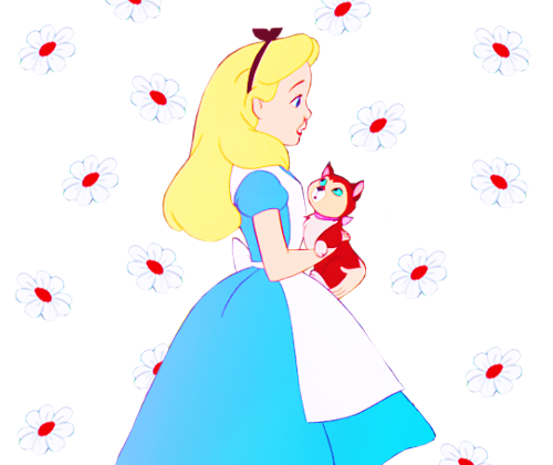 Alice in wonderland tumblr theme clipart images gallery for ... banner black and white