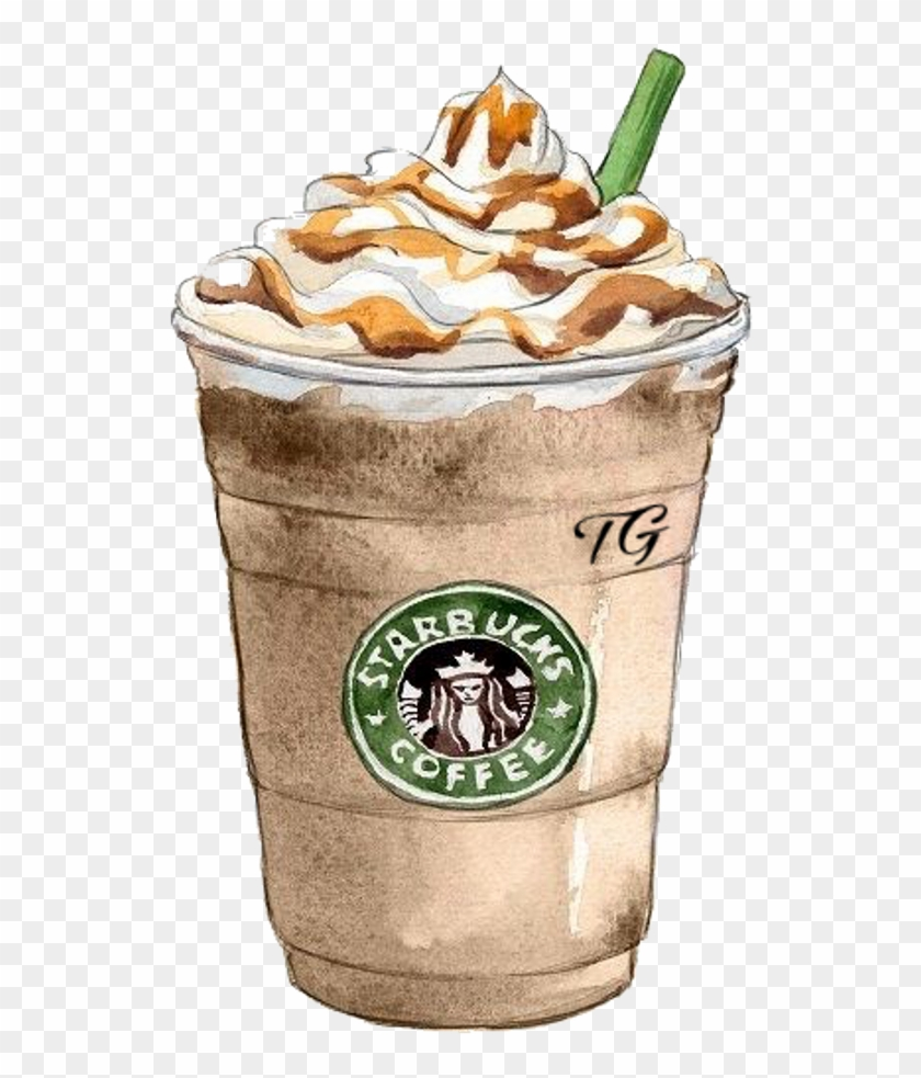 Tumblr cliparts starbucks clipart freeuse stock Starbucks Clipart Tumblr Hipster - Starbucks Stickers, HD ... clipart freeuse stock