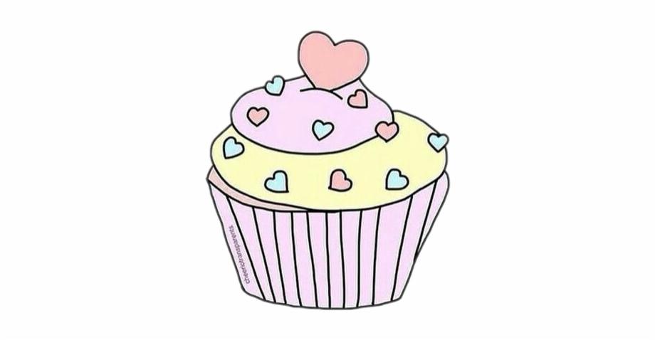 Tumblr cupcake clipart png library cupcake #tumblr - Cupcake Png Free PNG Images & Clipart ... png library