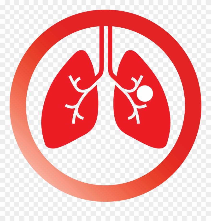 Tumor clipart vector royalty free download Tumor Location - Lung Cancer Patient Icon Clipart (#1550291 ... vector royalty free download