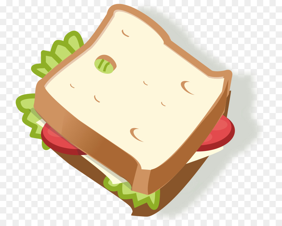 Tuna sandwich clipart png transparent library Tuna Fish Sandwich Toast png download - 800*714 - Free ... png transparent library