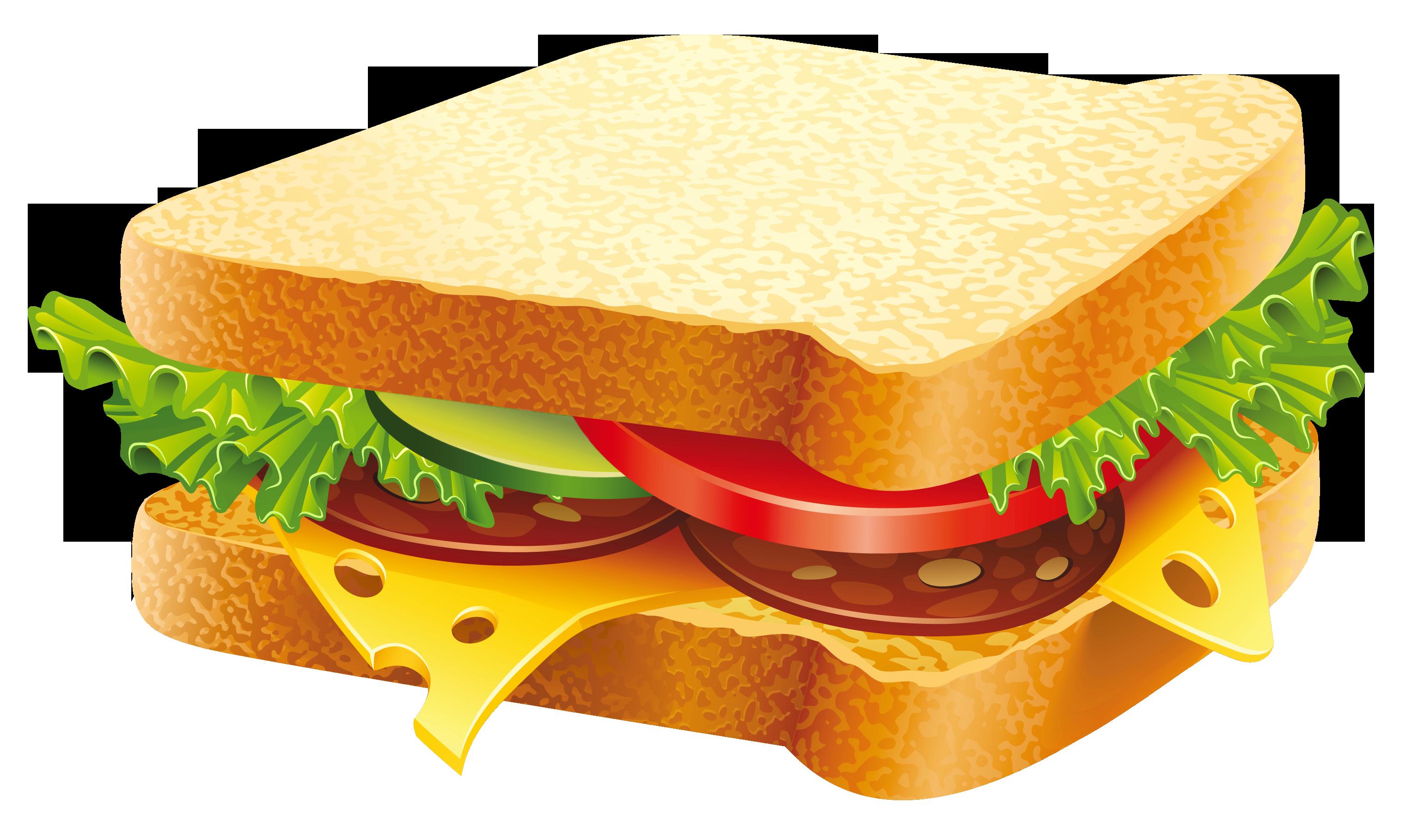 Turkey and cheese sandwhich clipart clip freeuse stock Hamburger Submarine sandwich Vegetable sandwich - Sandwich PNG ... clip freeuse stock