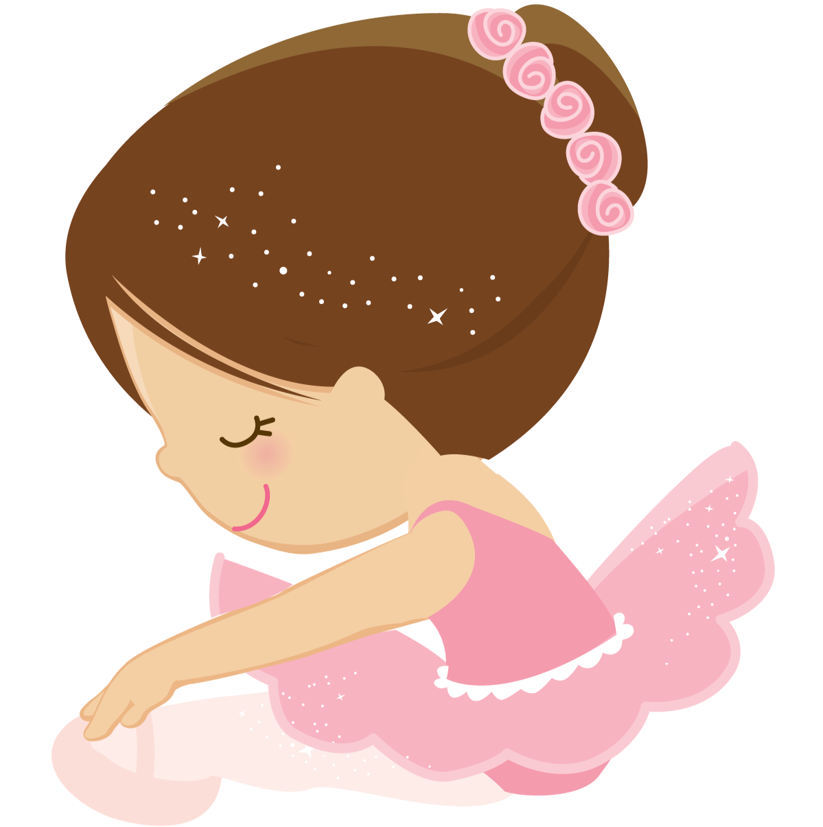 Turkey ballerina clipart clip freeuse stock 28+ Collection of Ballerina Tutu Clipart | High quality, free ... clip freeuse stock