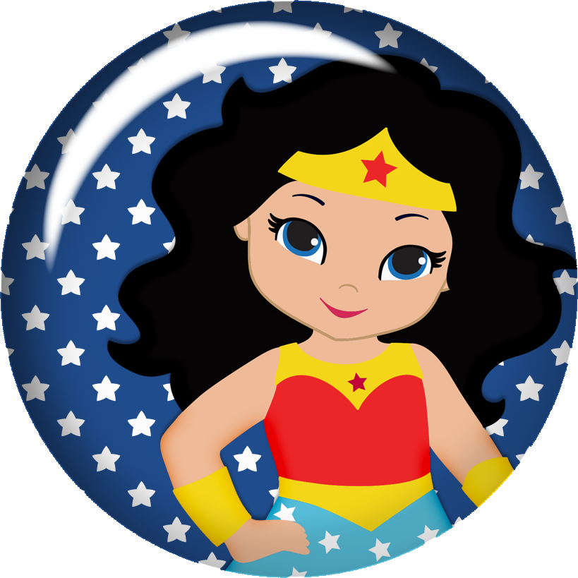 Turkey bordor infant clipart graphic download Wonder Woman Baby Clipart. | Oh My Fiesta! for Geeks | Mujer ... graphic download