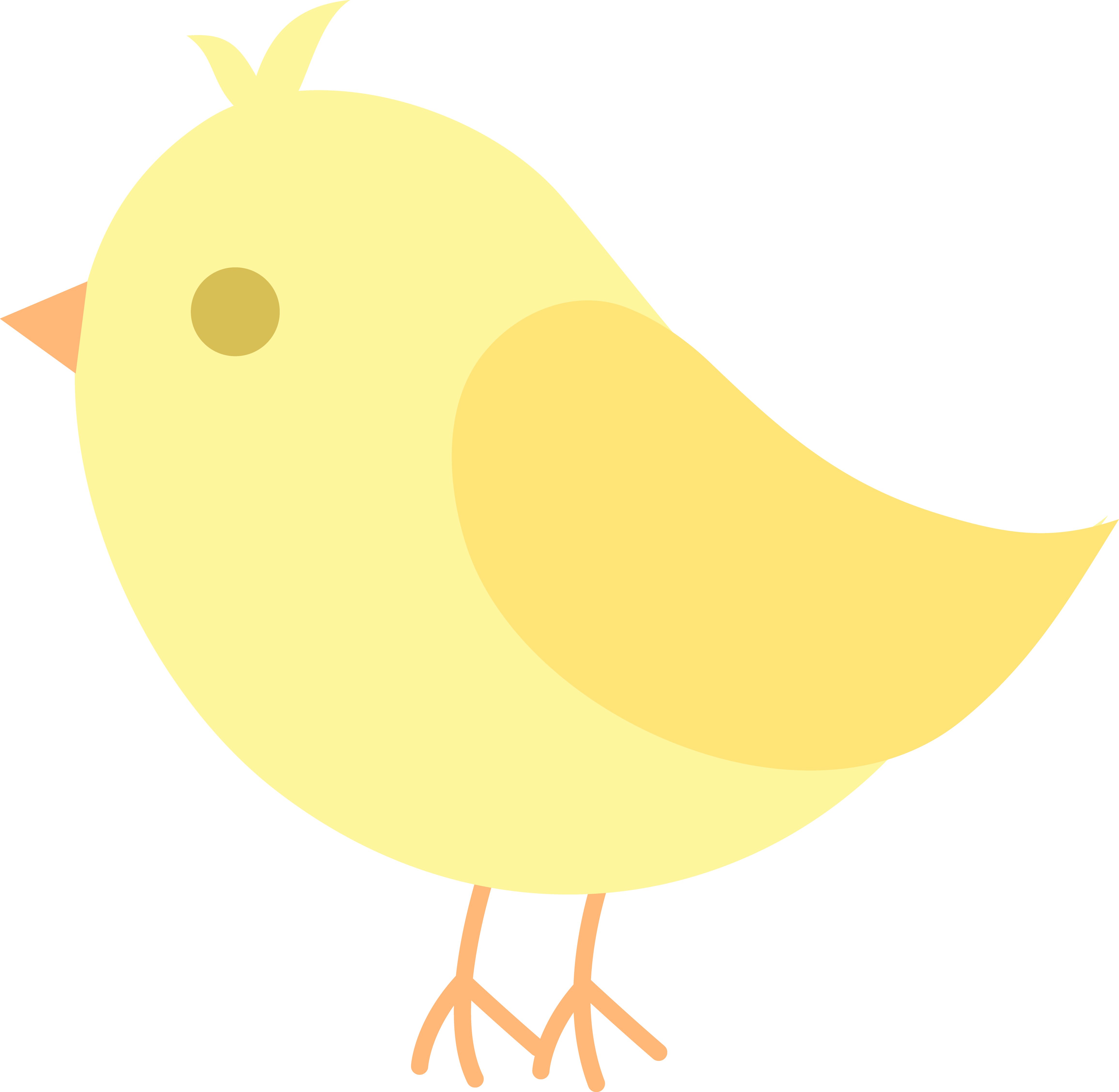 Yellow Bird Clipart at GetDrawings.com | Free for personal use ... jpg free