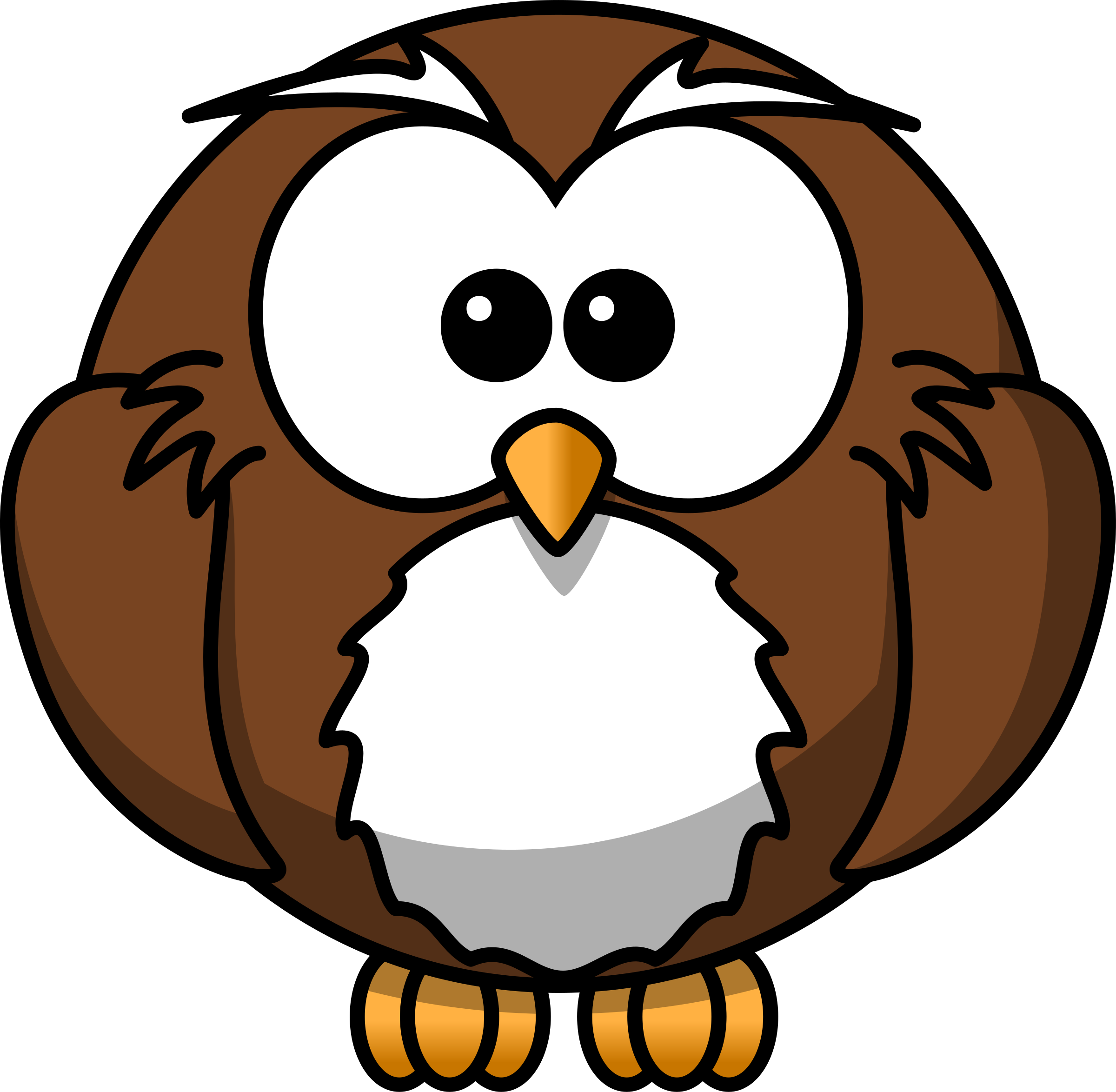 Turkey clipart only 1080px vector transparent download Download Owl Cartoon Pic Stock Photos Royalty #4065 - Unknown ... vector transparent download