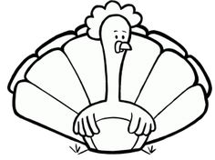 17 Best Turkey Clipart images in 2019 | Black, white clouds ... vector royalty free library