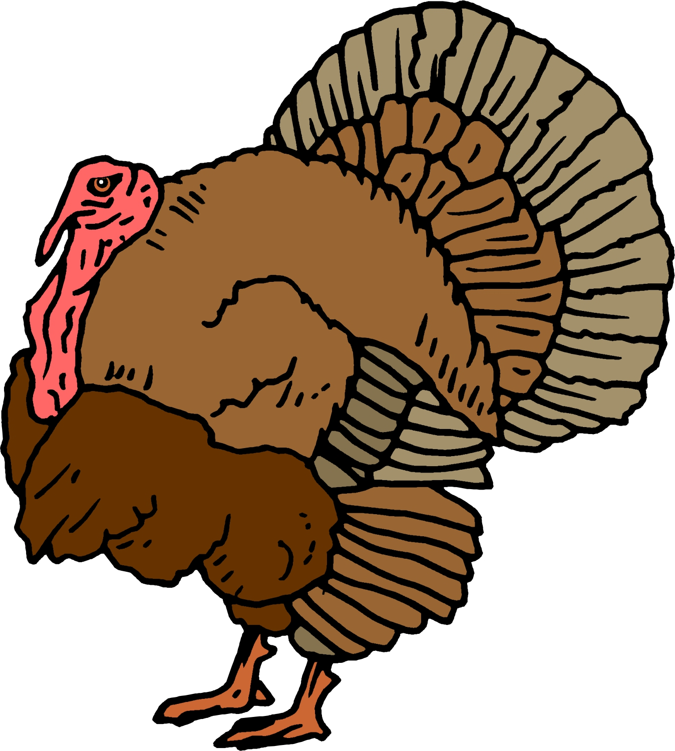 Turkey clipart free download svg royalty free download Moving turkey cliparts free download clip art jpg ... svg royalty free download