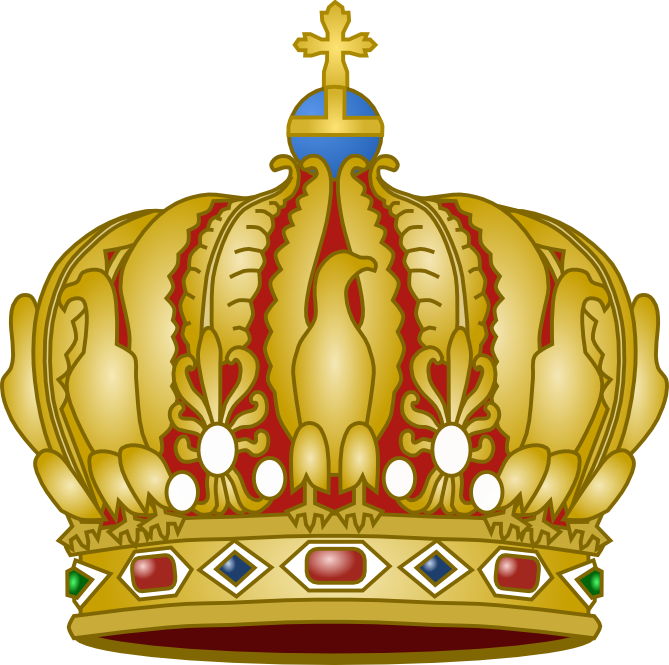 Turkey clipart with a crown graphic library stock File:Imperial Crown of Napoleon Bonaparte.png - Wikimedia Commons graphic library stock