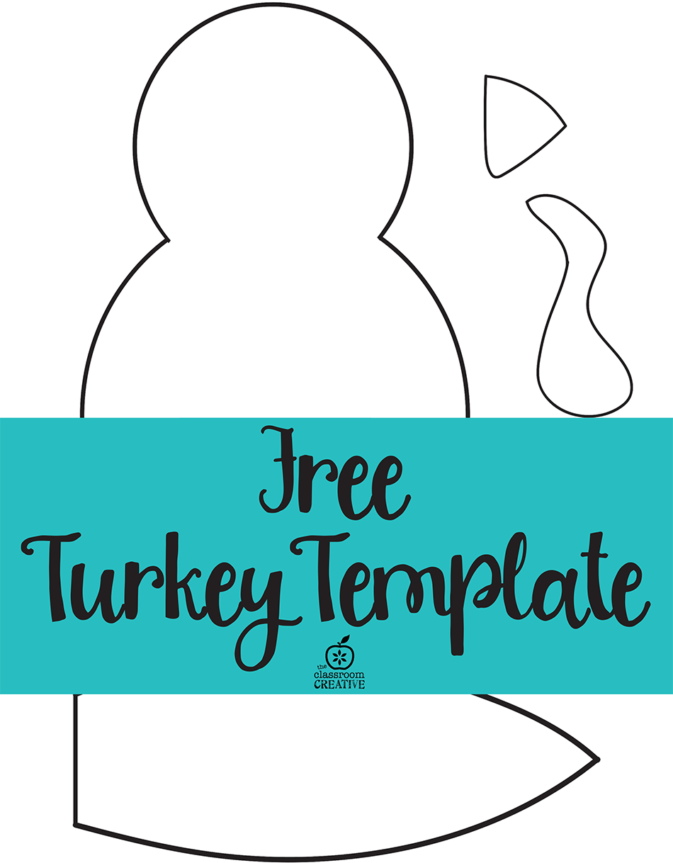 Turkey craft clipart for kids printable cutout clip royalty free library Turkey Craft for Kids clip royalty free library