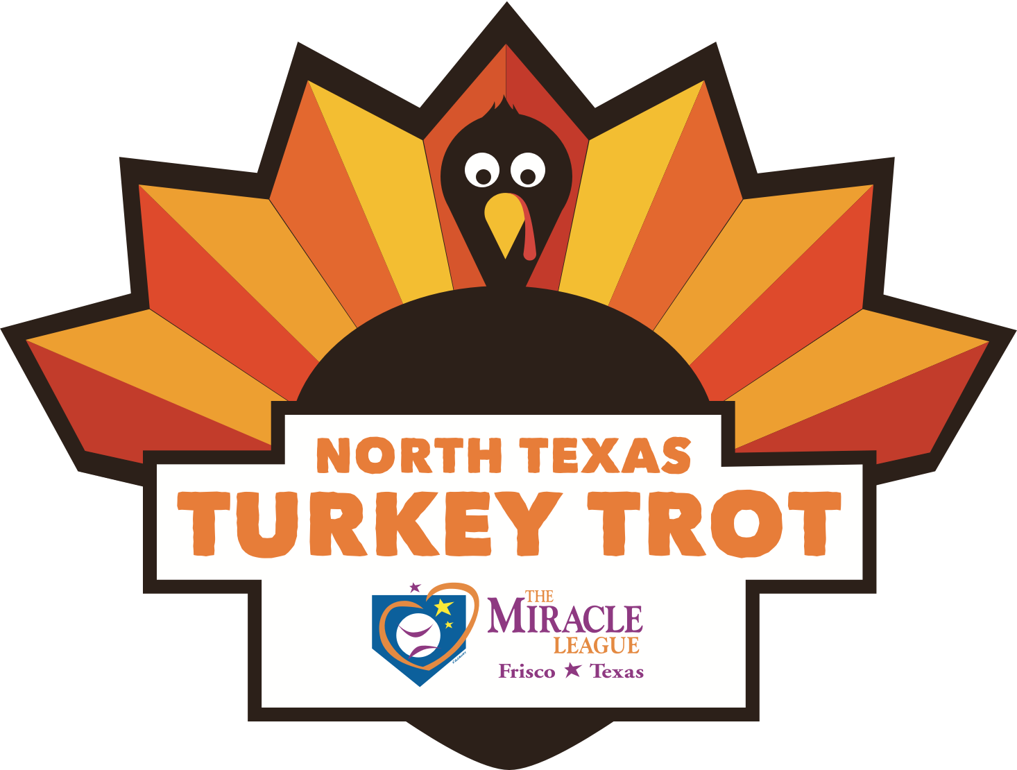 Home - North Texas Turkey Trot graphic royalty free download