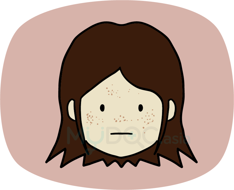 Turkey face and butt clipart banner download Pigmentation? Here's How to Differentiate between Freckles, Melasma ... banner download