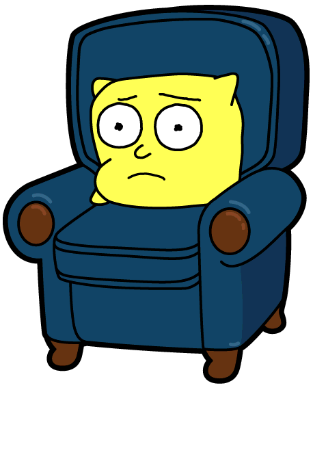 Turkey face and butt clipart royalty free download 271 - Arm Chair Morty - PocketMortys.net royalty free download