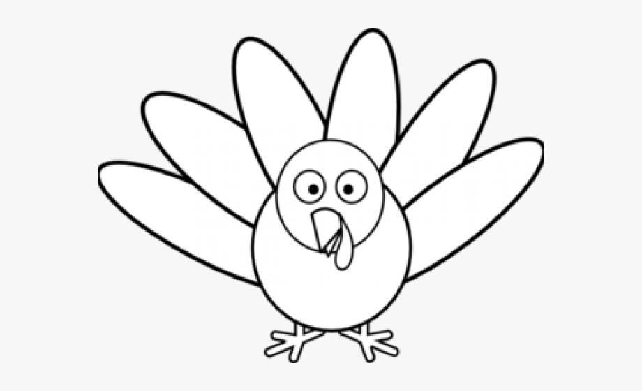 Turkey feather outline clipart clip art royalty free library Feather Outline Cliparts - Turkey Clip Art Black ... clip art royalty free library