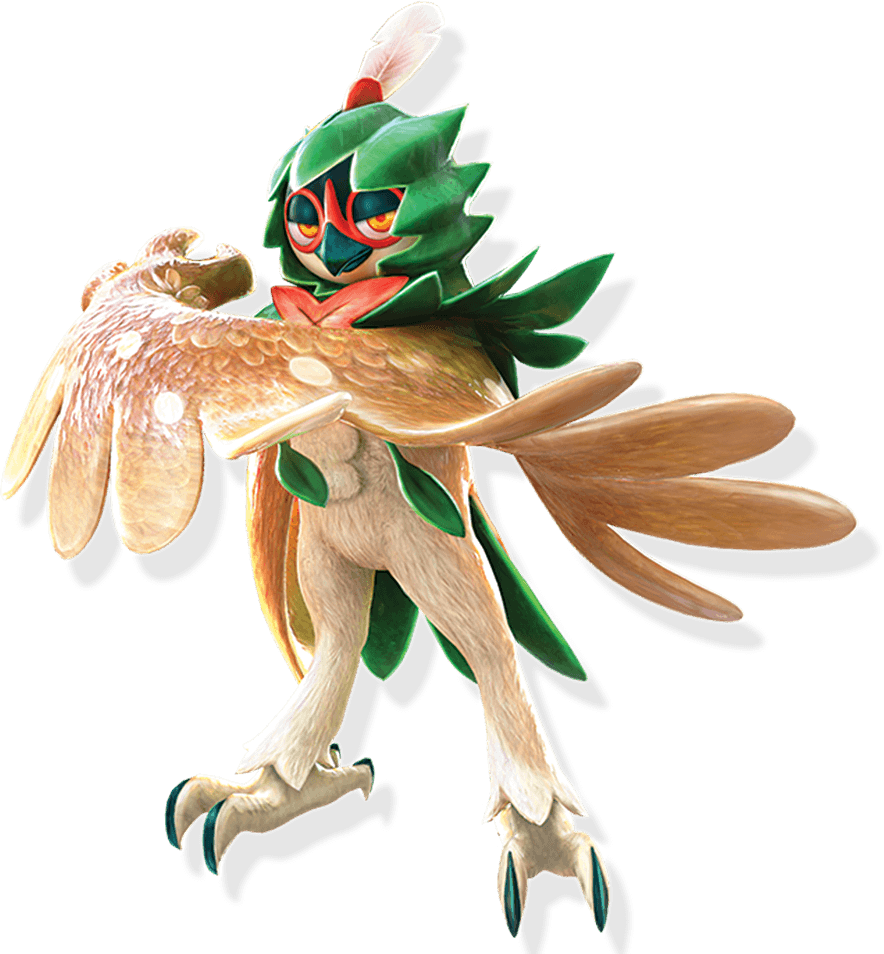 Turkey flap wings clipart graphic stock 10 Pokemon We Want in Super Smash Bros. Ultimate for Nintendo Switch ... graphic stock