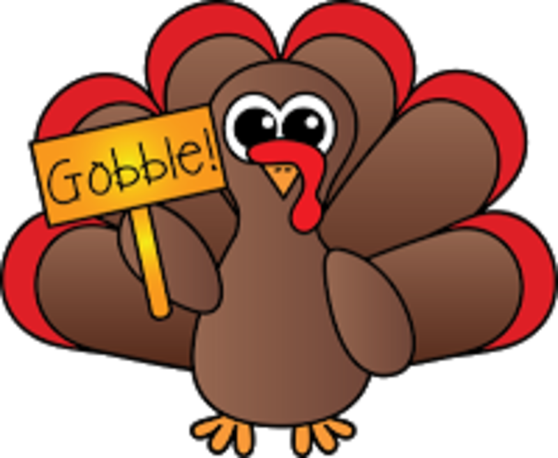 Turkey gobble clipart png free stock Lake Balboa Turkey Trot - Van Nuys, CA - 1k - 5k - Running png free stock