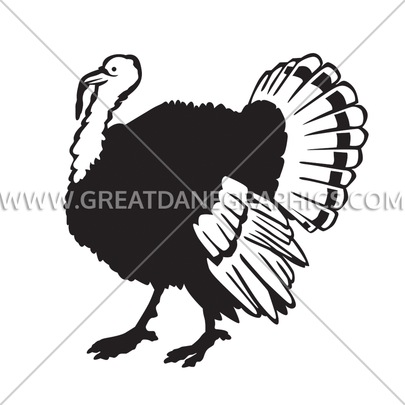 Turkey gobblers and clipart clipart free download Gobbler | Production Ready Artwork for T-Shirt Printing clipart free download