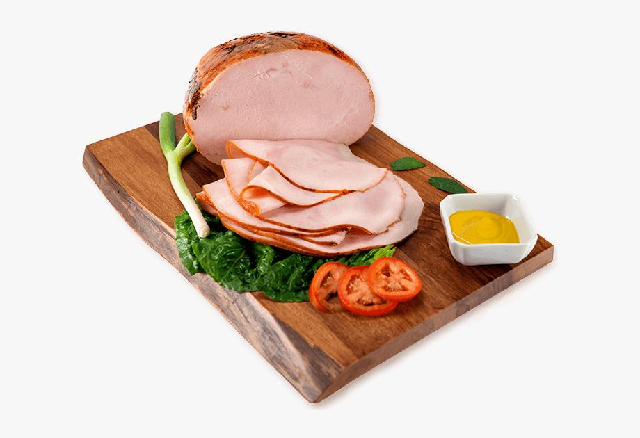 Turkey ham clipart graphic transparent download 753651 Hickorywood Smoked Breastof Turkey - Turkey Ham ... graphic transparent download