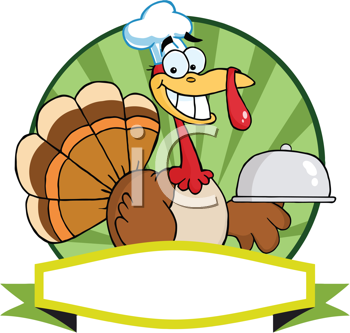Turkey plaete clipart on table png royalty free stock Royalty Free Clipart Image of a Turkey With a Domed Plate ... png royalty free stock