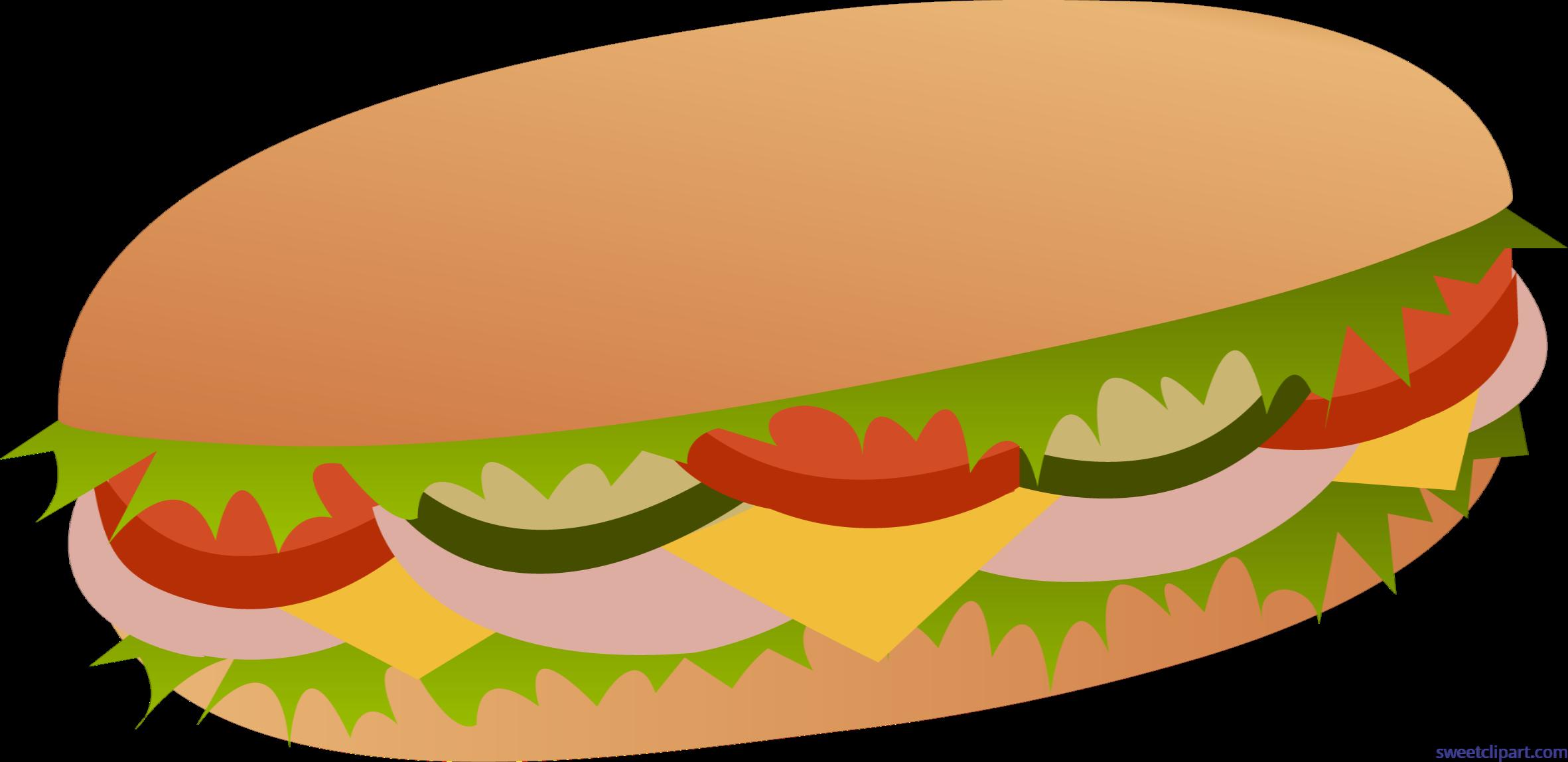 Turkey sandwich clipart image library Sandwich Clip Art - Sweet Clip Art image library