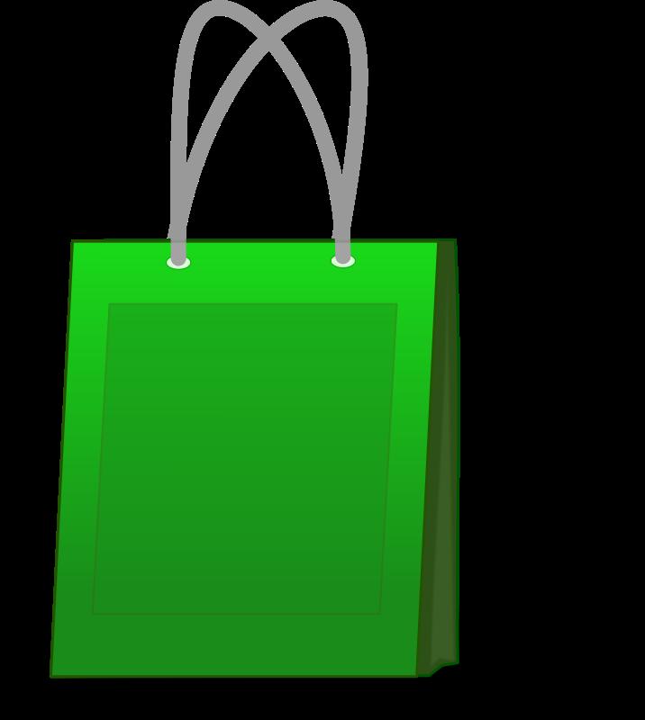 Turkey shopping bags clipart jpg library download Download Green Shopping Bag Clip Art HQ PNG Image | FreePNGImg jpg library download