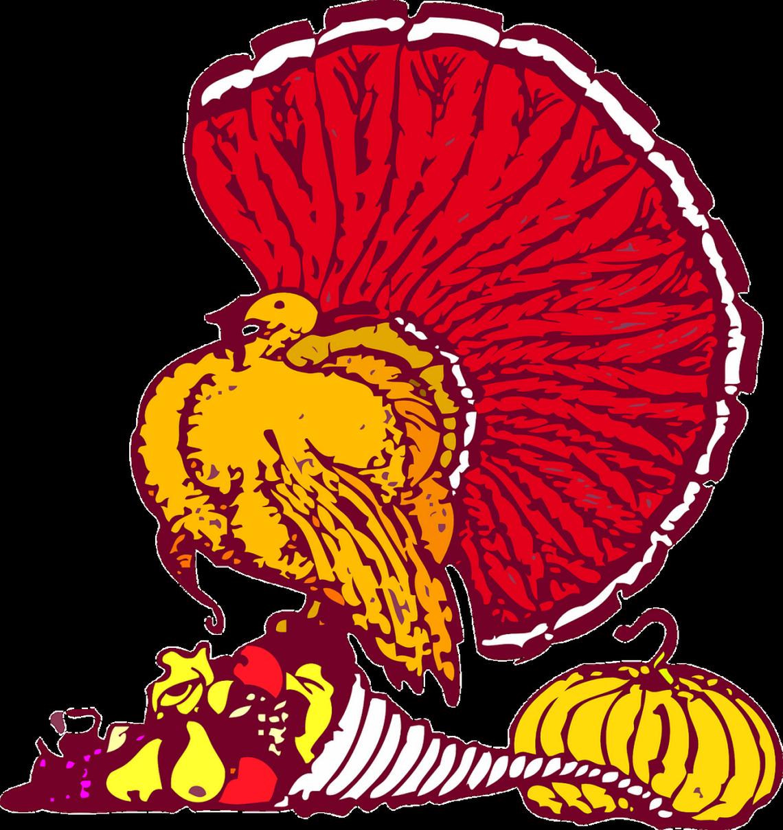 turkey slam clipart #17