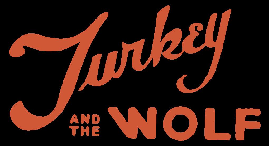 Turkey toss clipart stock Turkey and the Wolf stock
