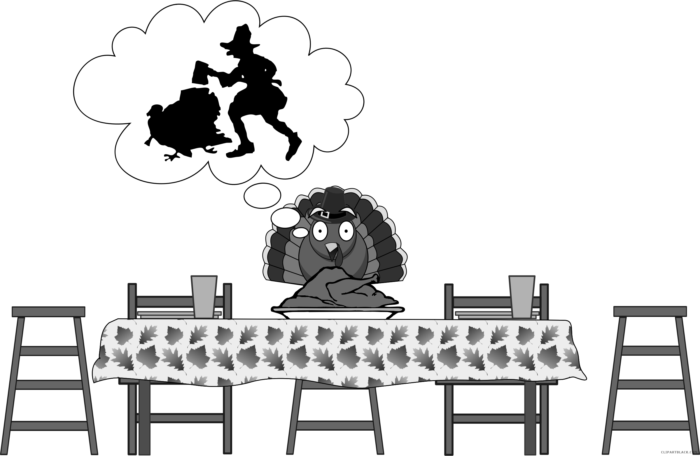 Turkey trot clipart free black and white png freeuse download Turkey - Page 3 of 17 - ClipartBlack.com png freeuse download