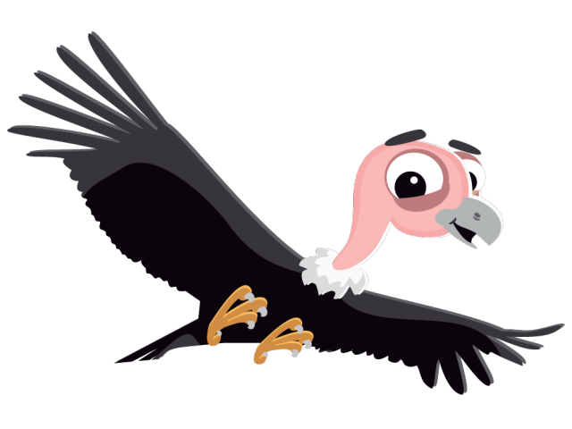 Turkey vulture clipart black and white clipart freeuse stock 19 Vulture clipart wing HUGE FREEBIE! Download for PowerPoint ... clipart freeuse stock