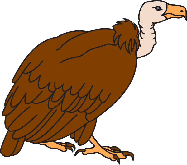 Turkey vulture clipart black and white clipart black and white stock Vulture Silhouette at GetDrawings.com   Free for personal use ... clipart black and white stock