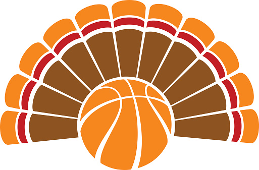 Turkey with basketball clipart svg royalty free library Turkey With Basketball Clipart svg royalty free library