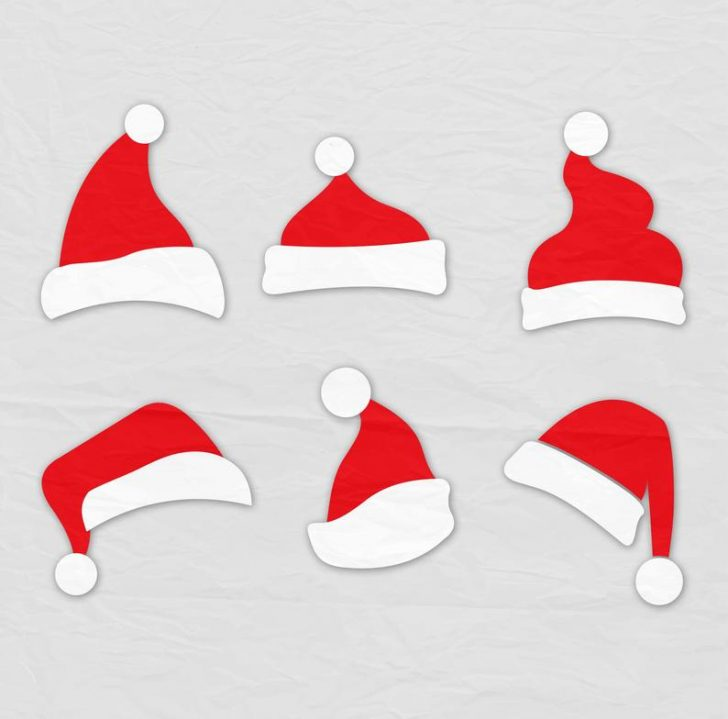 Turkey with santa hat clipart picture download santa claus hat clip art to disguise a turkey   www ... picture download