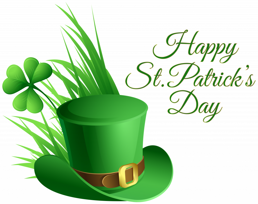 Turkey with shamrock clipart library Free St Patricks Day Clipart #1493 library