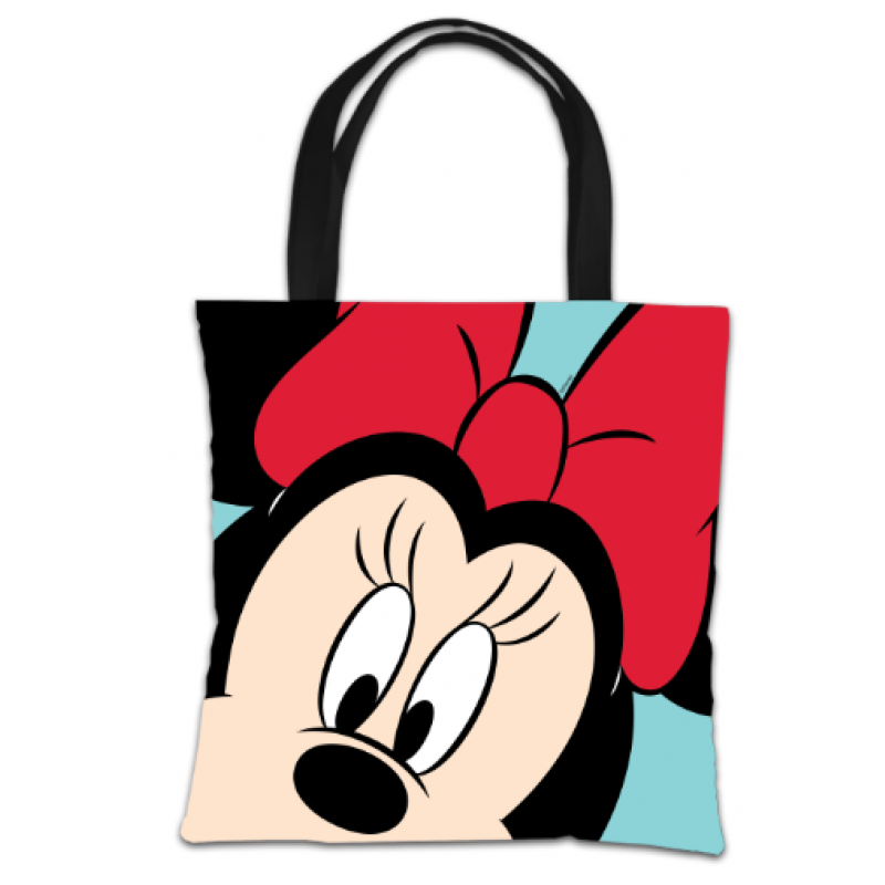 Turkey with shopping bags clipart jpg transparent library Disney Mickey Mouse & Friends Minnie Tote Bag jpg transparent library