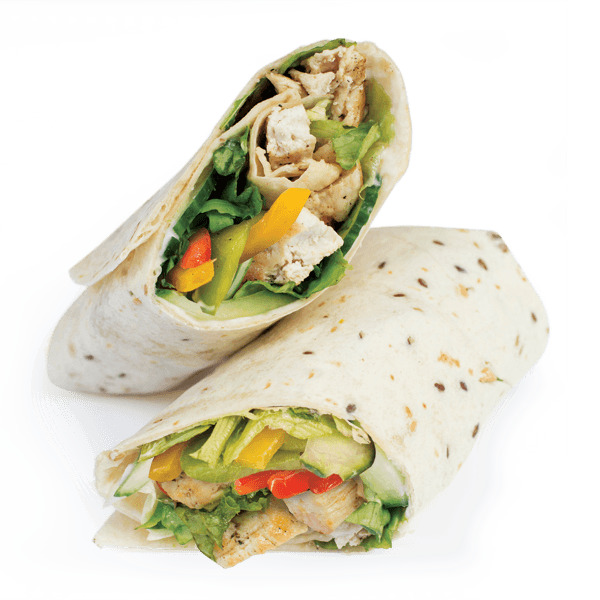 Turkey wrap clipart svg royalty free download Sweet Chilli Chicken Wrap | Order Online | Wahu | Express Food Bar svg royalty free download