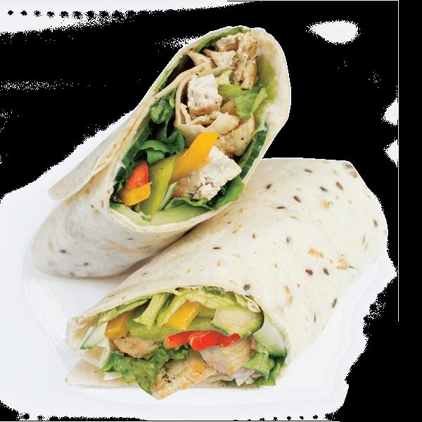 Turkey wraps clipart clip art black and white download Sweet Chilli Chicken Wrap   Order Online   Wahu   Express Food Bar clip art black and white download