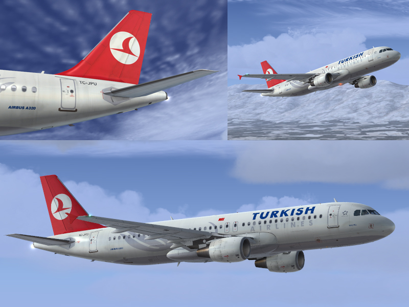 Turkish airlines clipart for kids to paint jpg library Turkish Virtual Airlines - Virtually Yours jpg library