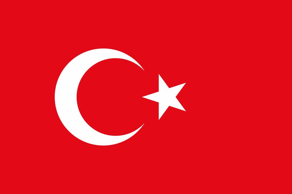 Turkish clipart graphic transparent Turkey flag clipart - country flags graphic transparent