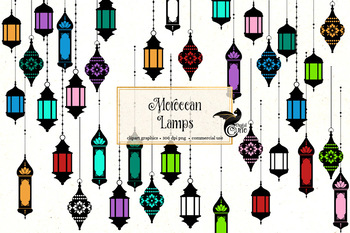Turkish clipart graphic transparent download Moroccan Lamps, turkish lantern clipart, Indian Bollywood lights clip art graphic transparent download