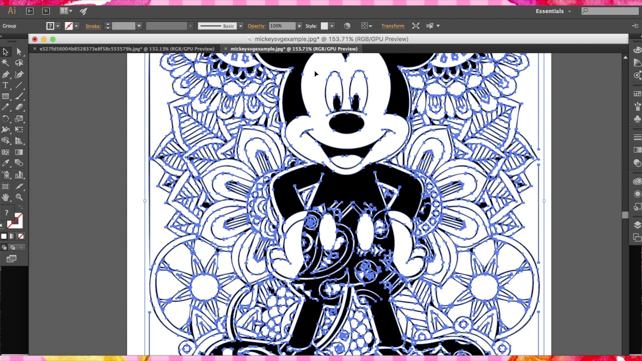 Turn a clipart into svg graphic royalty free stock How to Create SVG Files In Illustrator graphic royalty free stock