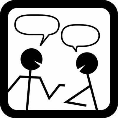 What to talk about clipart svg black and white library Free Students Working Clipart, Download Free Clip Art, Free ... svg black and white library