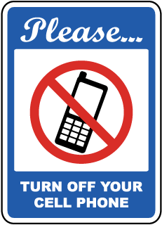 Turn off electronic devices clipart vector stock No Cell Phone Signs, Cell Phone Signs, Turn Off Cell Phone Signs vector stock