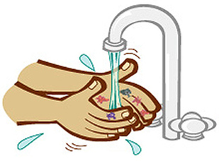 Turn on the water and wet hands clipart vector royalty free stock Free Washing Hands Cliparts, Download Free Clip Art, Free ... vector royalty free stock
