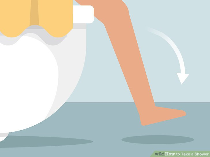 Turn shower off clipart picture royalty free download How to Take a Shower (with Pictures) - wikiHow picture royalty free download